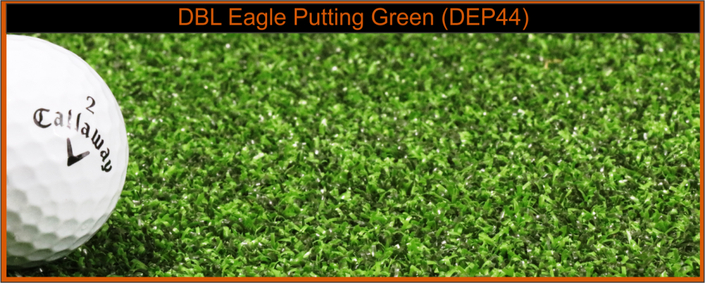 double eagle bentgrass putting green