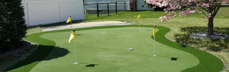 Action Putting Green