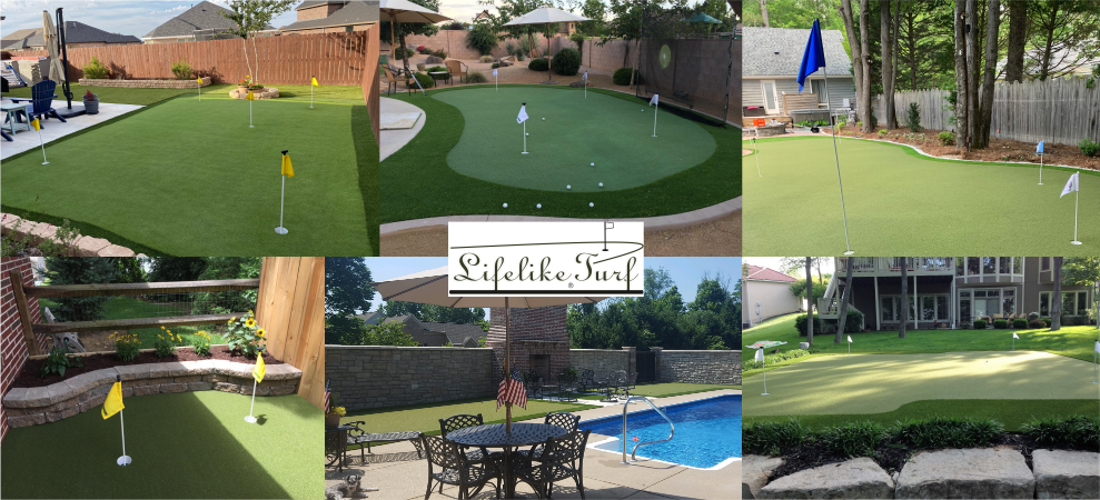 Advanced Professional Putting Green Specifications