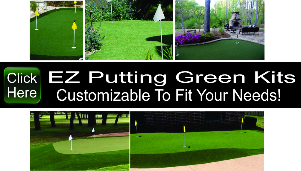 EAGLE Artificial Putting Green Kits