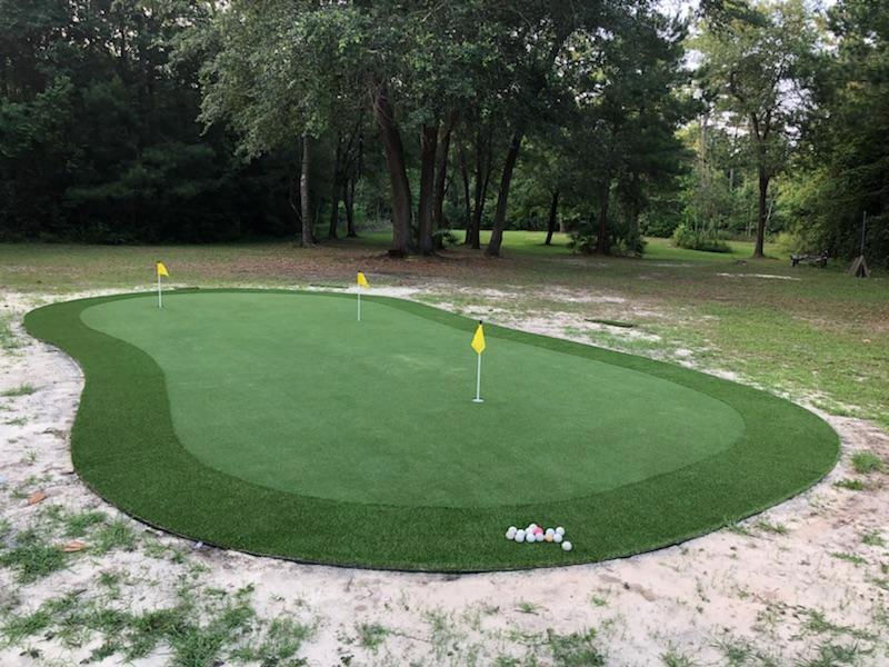 Turf Avenue | 15' X 30' Putting Green Kit, EZ Putting ...